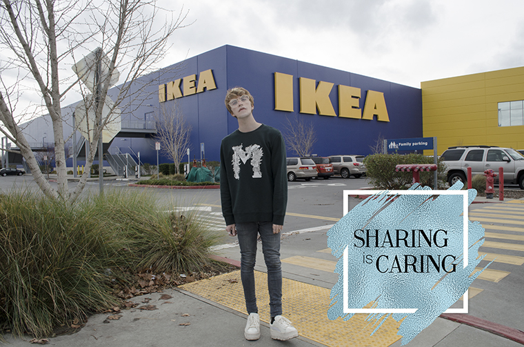 Sharing is Caring Ikea appreciation