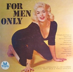 Jayne Mansfield - For Men Only