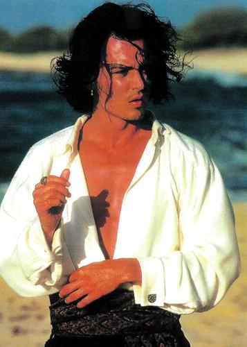 Johnny Depp in Don Juan DeMarco (1994)