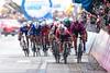 Lotto Soudal Cycling Team posted a photo:Giro d'Italia 2019 - 8th Stage Tortoreto Lido - Pesaro 239 km - 18/05/2019 - Caleb Ewan (AUS - Lotto Soudal) - Elia Viviani (ITA - Deceuninck - Quick Step) - Pascal Ackermann (GER - Bora - Hansgrohe) - photo Dario Belingheri/BettiniPhoto©2019 ! only BELGIUM !