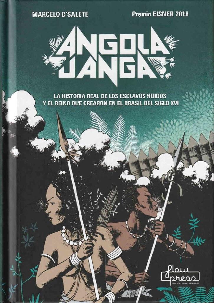 ANGOLA JANGA (PEQUEÑA ANGOLA)