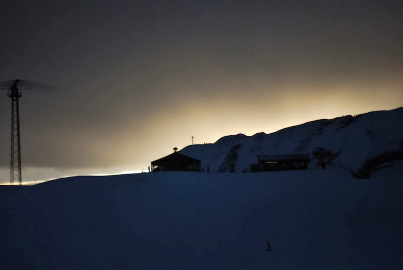 2014-01-11 Slalom Klewenalp - Punkterennen