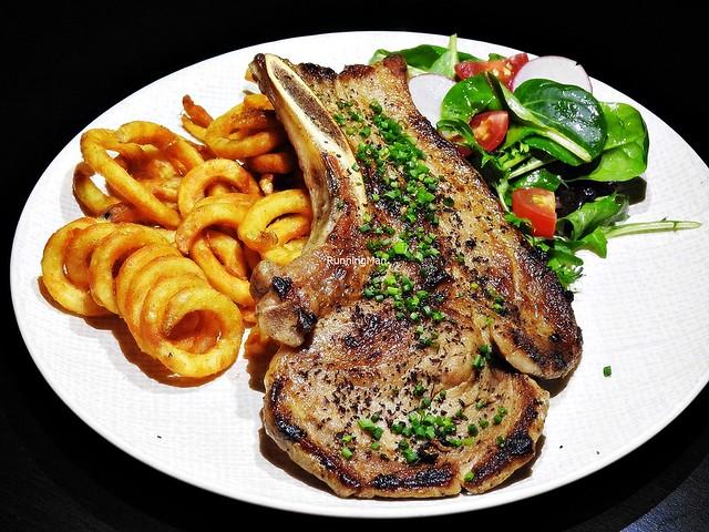 Kurobuta Bone-In Pork Chop