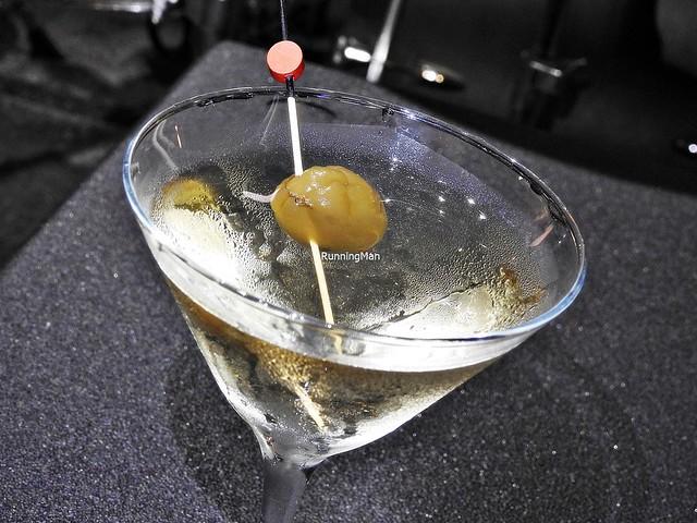 Cocktail Tokyo Martini
