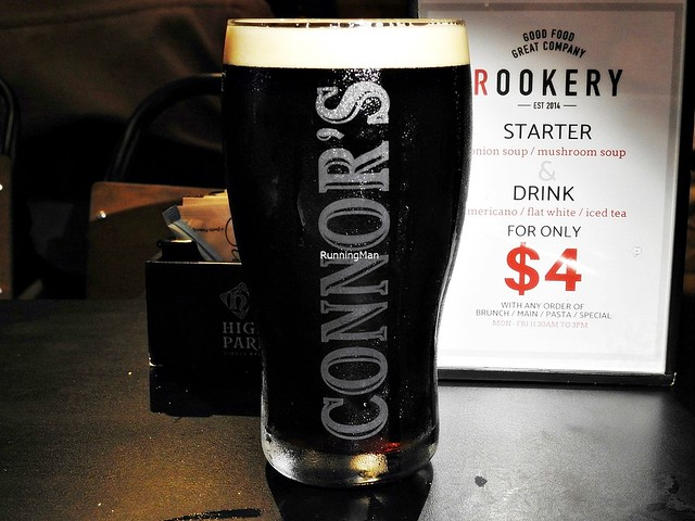 Beer Connor's Stout Porter