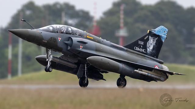 Dassault Mirage 2000D - 617 / 3-IS - EC01-003 - French Air Force, Nancy-Ochey AB
