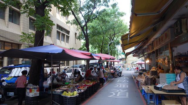 果貿社區的市場