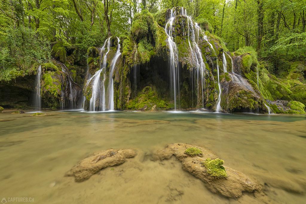 The waterfall 2 - Cascades des Tufs