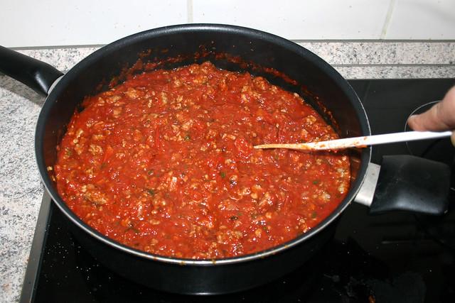 40 - Verrühren & erhitzen / Stir & heat up