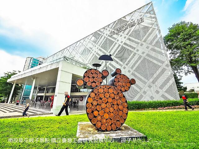 南投草屯親子景點 國立臺灣工藝研究發展中心 57