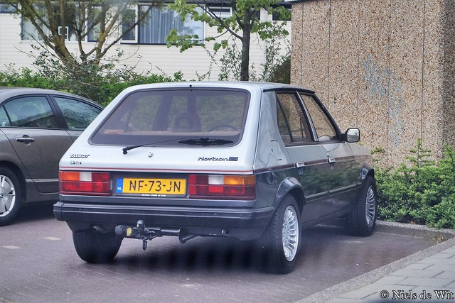 1985 Talbot Horizon 1.3 LS