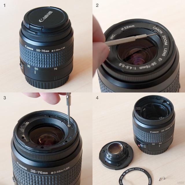 DIY Gear: Using an old kit lens as a macro lens