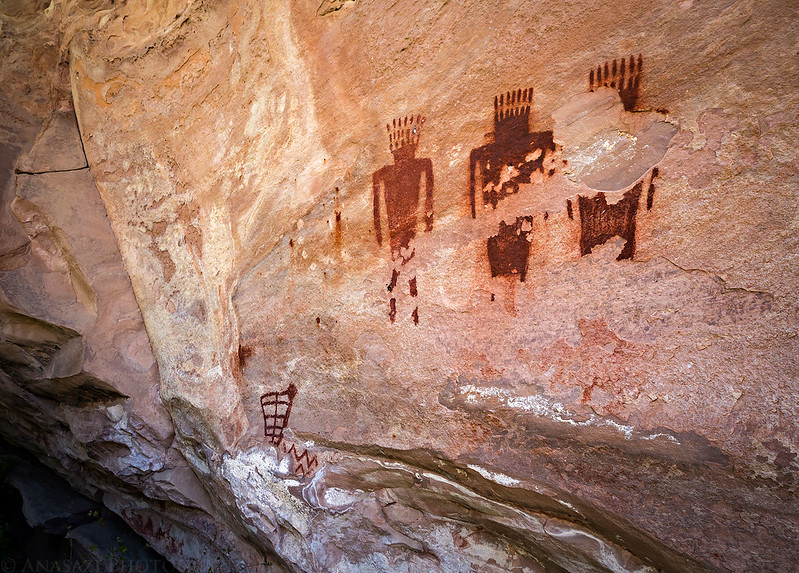 Deluge Shelter Pictographs