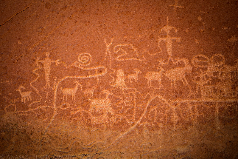 Kings Crown Petroglyphs