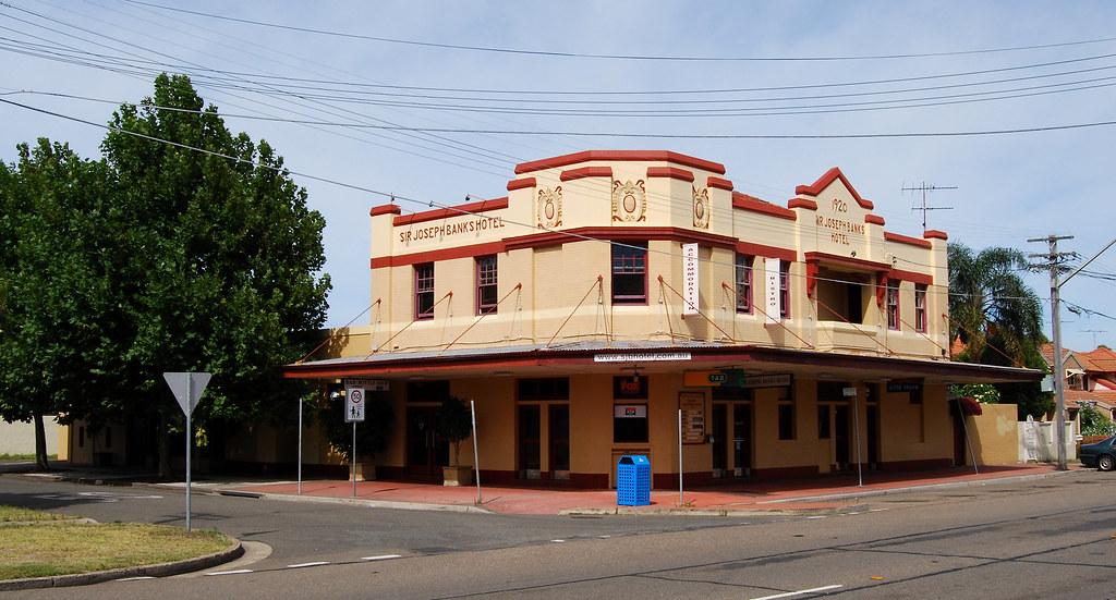 Sir Joseph Banks Hotel, Banksmeadow, Sydney, NSW