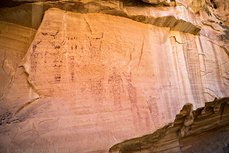 Disappearing Barrier Canyon Style Pictographs