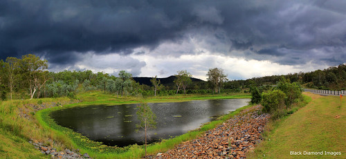 dam wyaralongdam scenicrim southeastqueensland boonah beaudesert boonahbeaudesertroad storm blackclouds clouds panorama msice msicepanorama pano