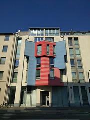 Kölner Straße, Düsseldorf #architecture