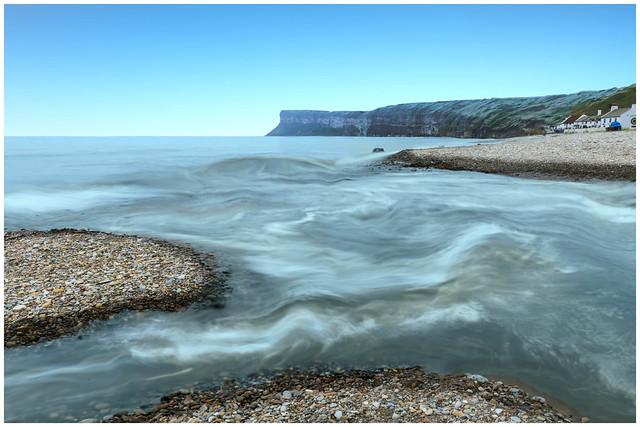 Saltburn By The Sea, North Yorkshire Coast, England.