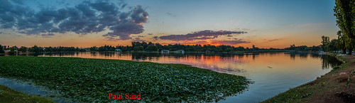 johannesburg florida lake nature sunset sunrise dusk dawn pano panorama panoramic southafrica nikon
