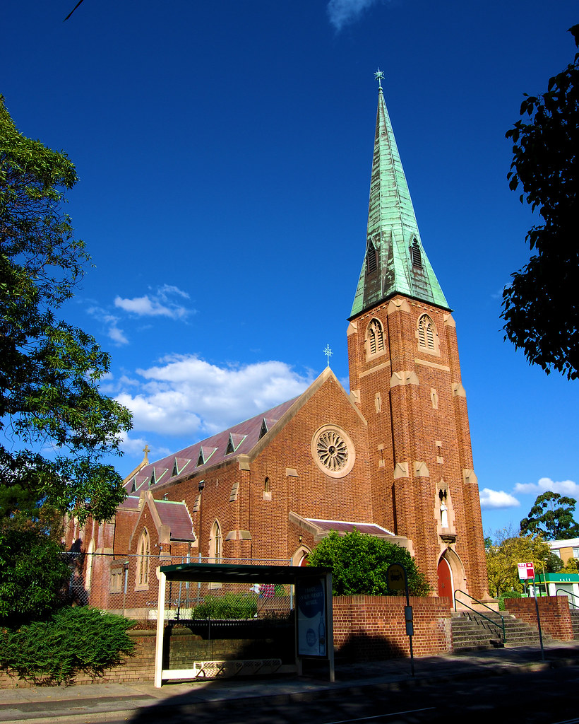 St Leonards Catholic Church, Naremburn, NSW