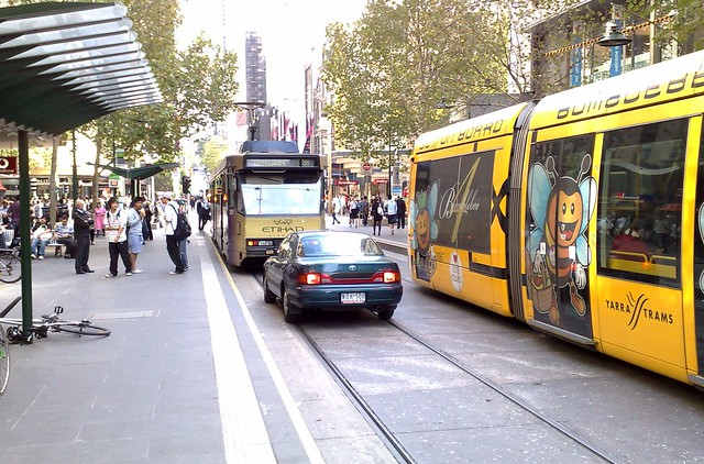 Moron in Bourke Street
