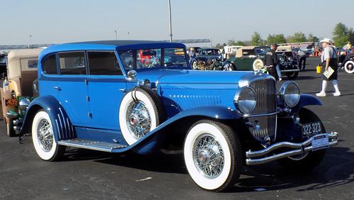 1929 Duesenberg Murphy Sedan