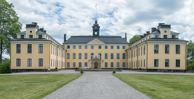 Ulriksdals slott / palace, Stockholm (Solna)