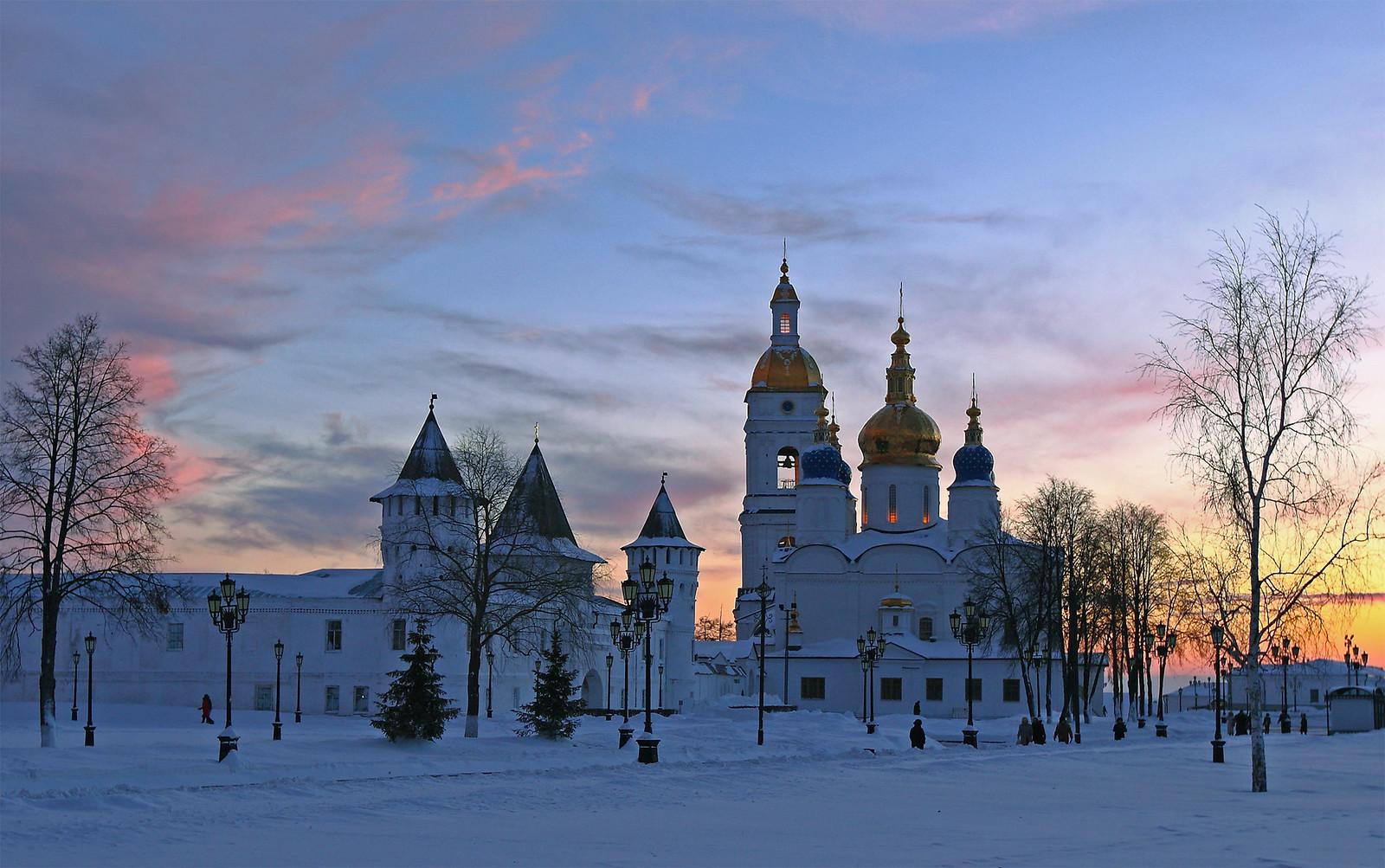 Тобольск - золото России