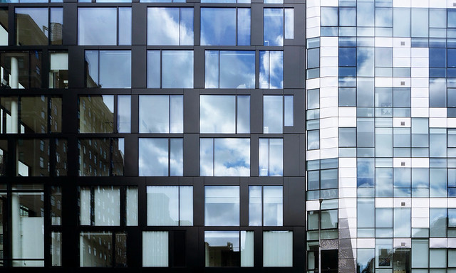 Clouds (the reflect) - Chelsea, New York City