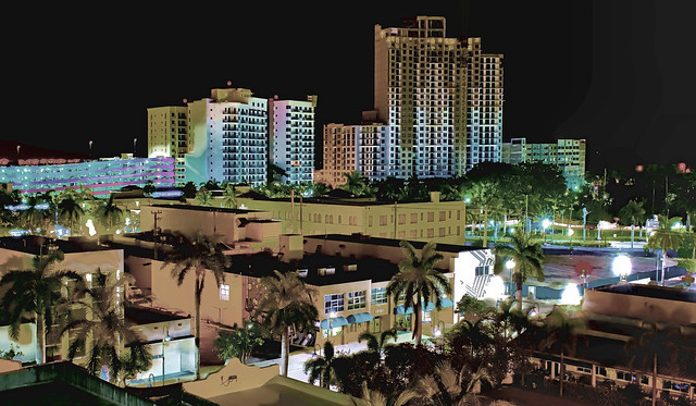 City of Hollywood, Broward County, Florida, USA