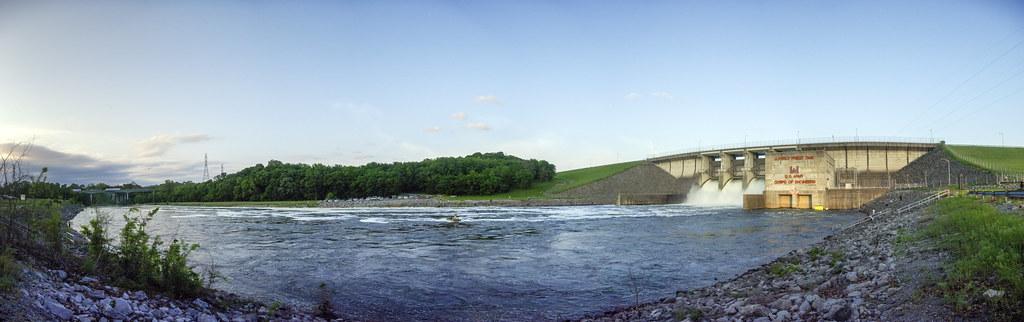 J. Percy Priest Dam, Stones River, Davidson County, Tennessee 2