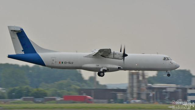 ASL Airlines Ireland 🇮🇪 ATR 72-200(F) EI-SLU
