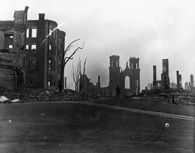 Great Salem Fire of 1914