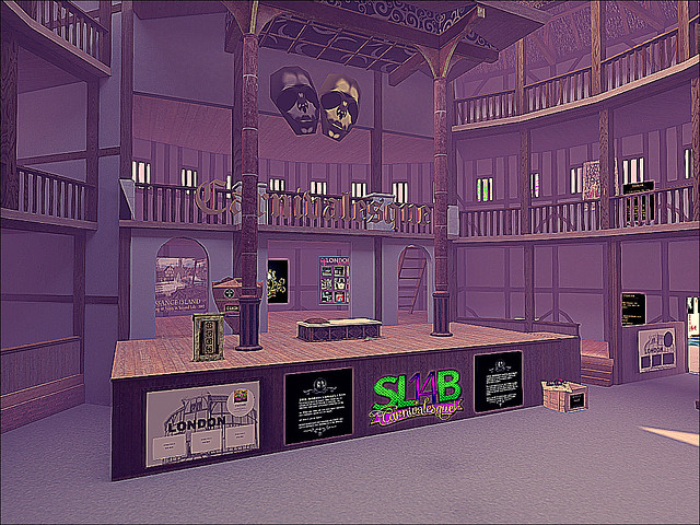 SL14B -Electrify -Inside the Old Globe Theater