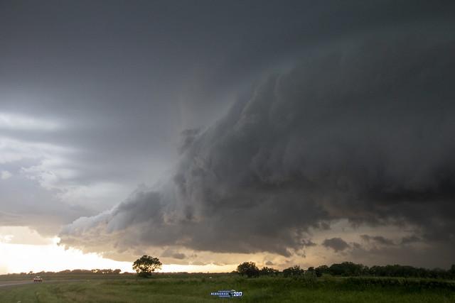 061617 - Eastern Nebraska Moderate Risk Chase Day (Part 2)