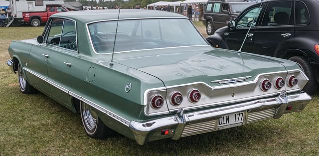 1963 Chevrolet Impala 4-door