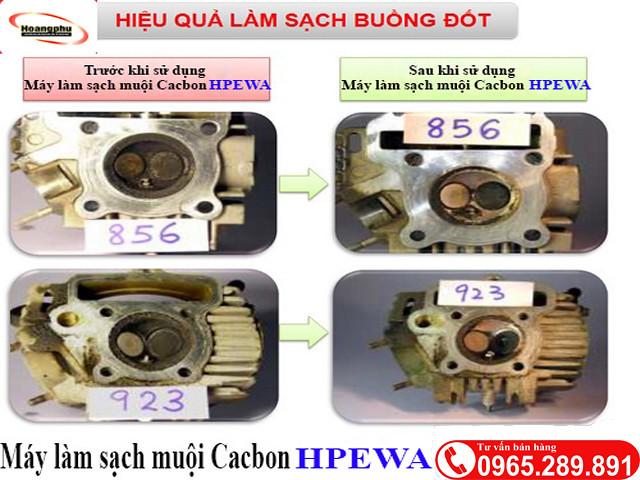 May ve sinh buong dot xe may HPEWA 386 - 4