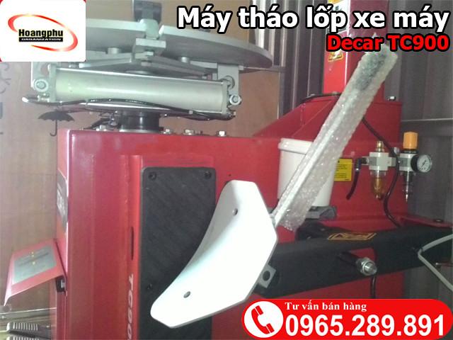 May thao lop xe ga DECAR TC900 - 5