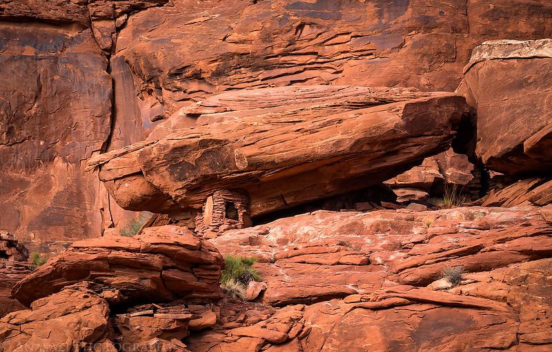 Long Boulder Granary