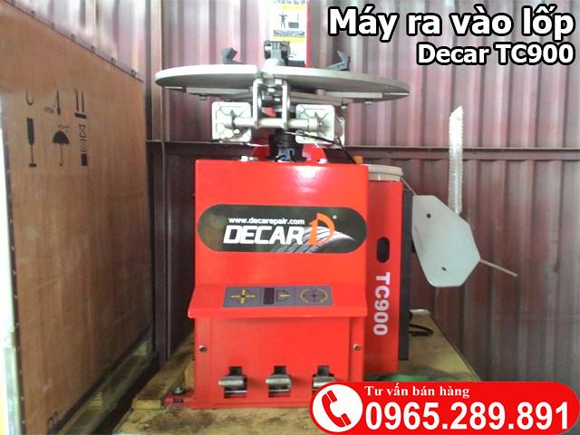 May thao lop xe ga DECAR TC900 - 3