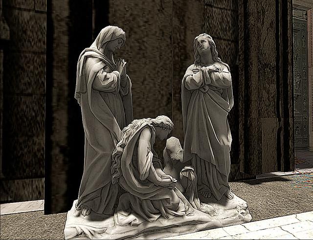 Morning Has Broken Over Maria Magdalena