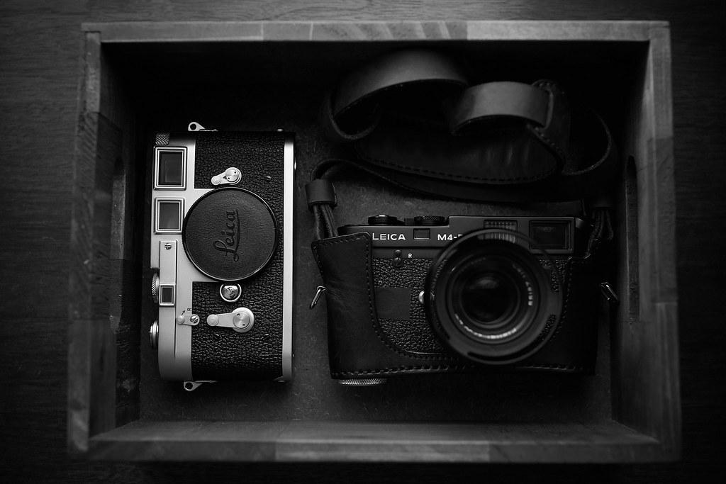 Leica M3 & M4-P