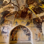 David Gareja cliff monastery chapel -