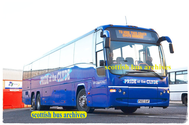 PRIDE OF THE CLYDE PX07EAF