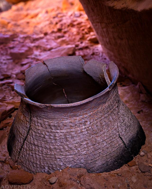 Cedar Mesa Pot #3