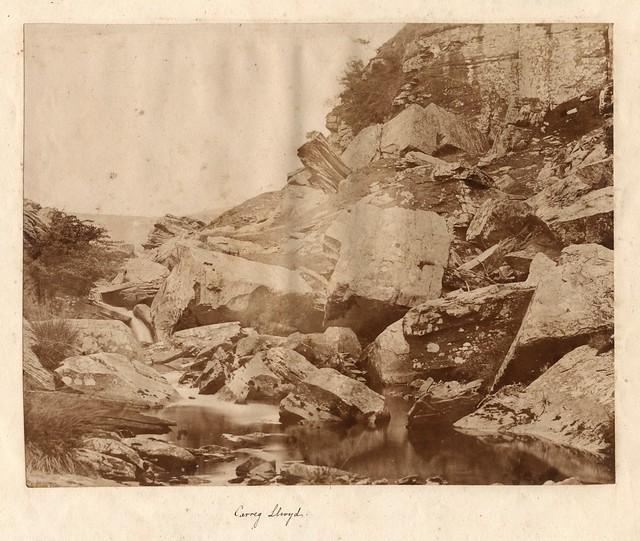 John Dillwyn Llewelwyn - Carreglwyd Wales, 1854