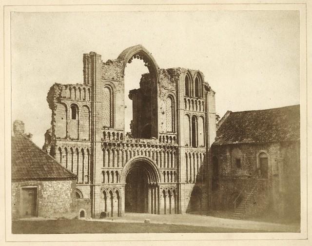 Nicolaas Henneman & Thomas Malone - Castle Acre Priory, Norfolk, 1847-51