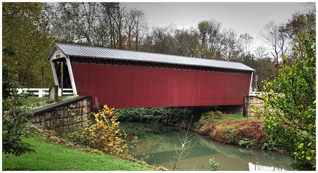 Thomas Covered Bridge, Indiana County PA