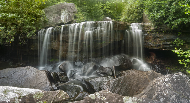 Bridge Creek Falls, Putnam County, Tennessee 1
